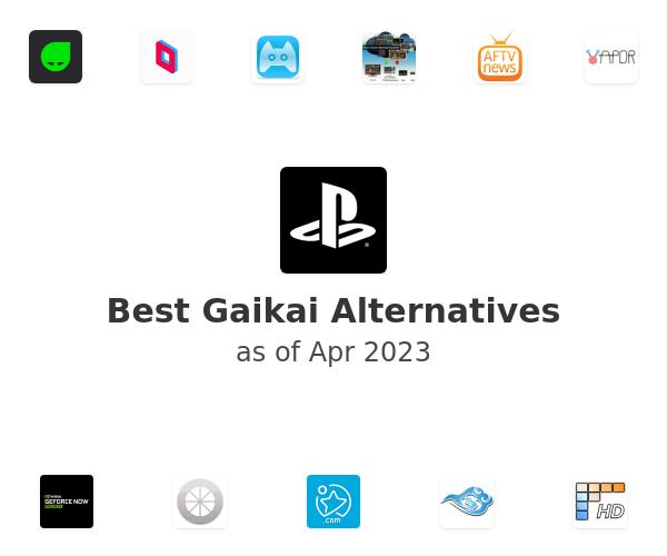 Best Gaikai Alternatives