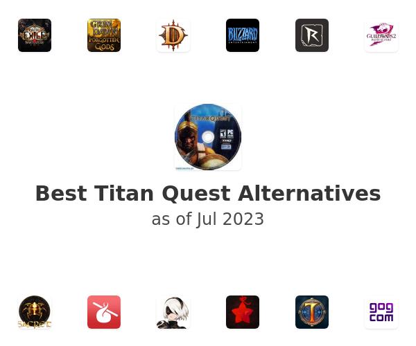 Best Titan Quest Alternatives