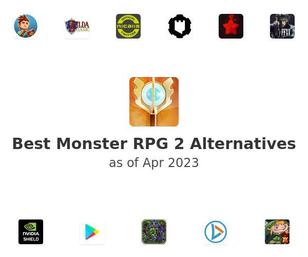 Best Monster RPG 2 Alternatives