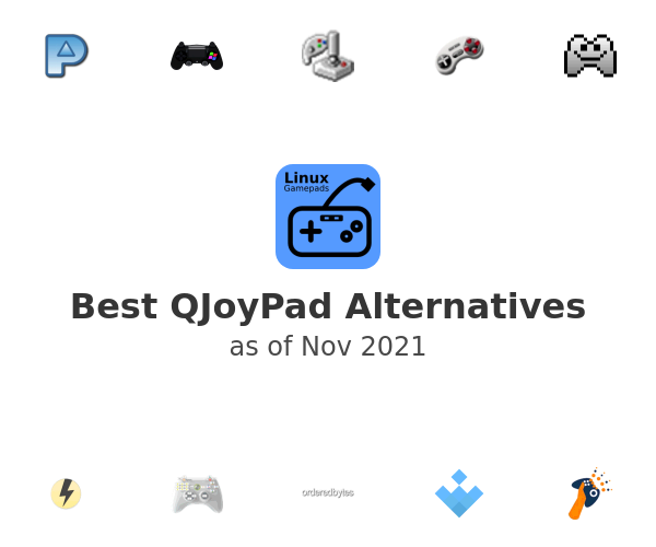 Best QJoyPad Alternatives