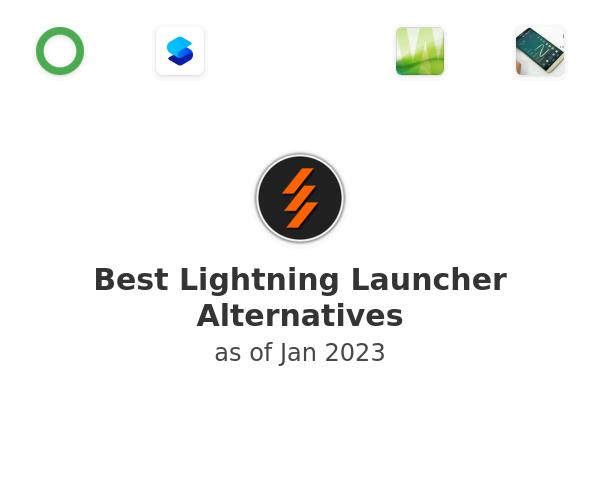 Best Lightning Launcher Alternatives