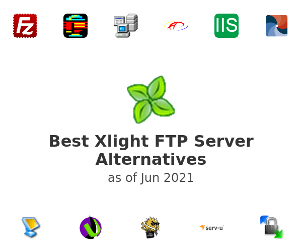 Best Xlight FTP Server Alternatives