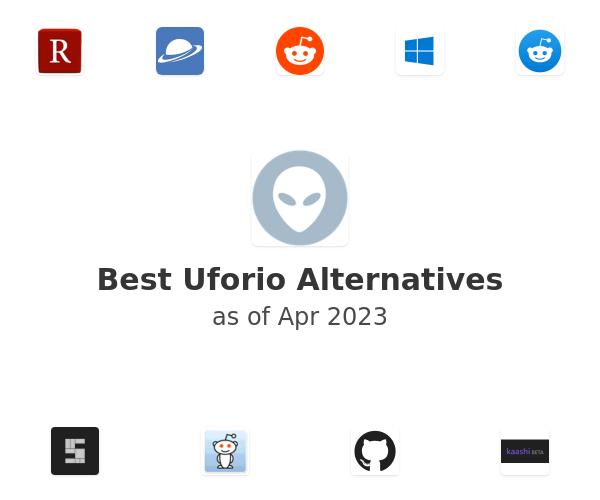 Best Uforio Alternatives