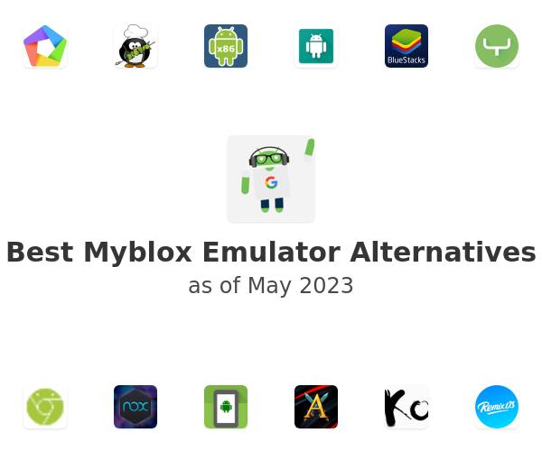 Best Myblox Emulator Alternatives