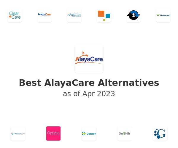 Best AlayaCare Alternatives