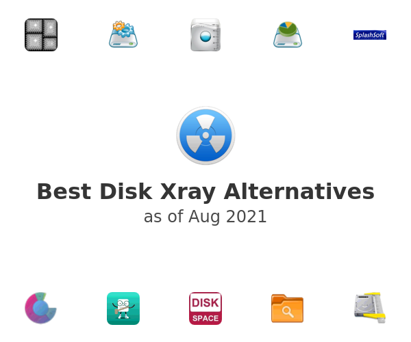 Best Disk Xray Alternatives