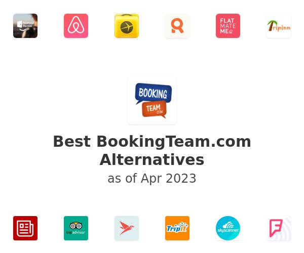 Best BookingTeam.com Alternatives