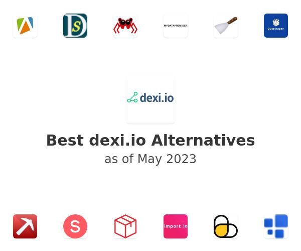 Best dexi.io Alternatives