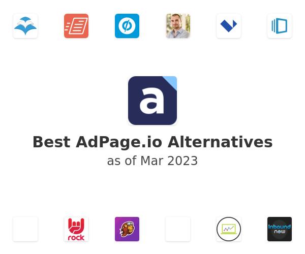 Best AdPage.io Alternatives