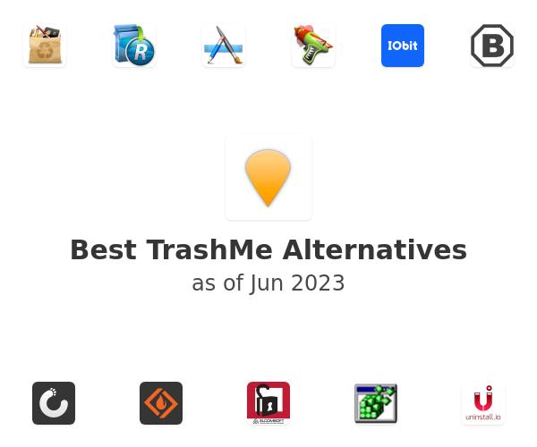 Best TrashMe Alternatives
