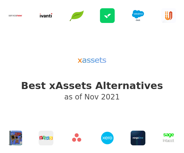 Best xAssets Alternatives