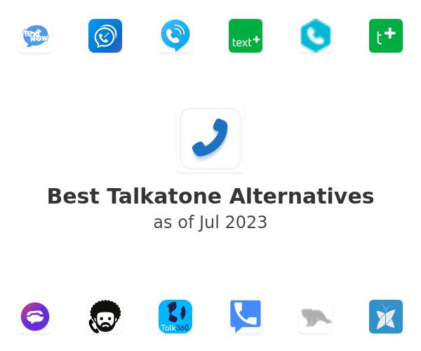 Best Talkatone Alternatives