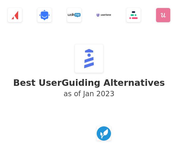 Best UserGuiding Alternatives