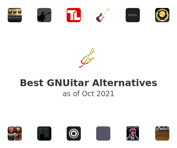 Best GNUitar Alternatives