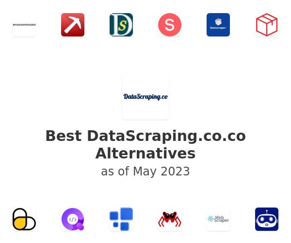 Best DataScraping.co Alternatives