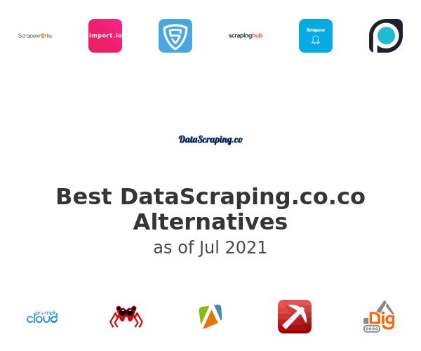 Best DataScraping.co.co Alternatives