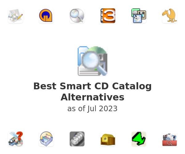 Best Smart CD Catalog Alternatives
