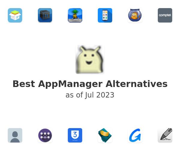 Best AppManager Alternatives