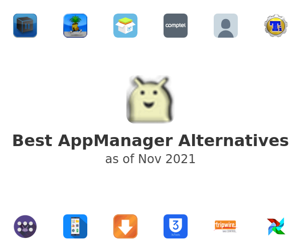Best AppManager Alternatives