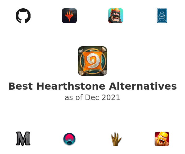 Best Hearthstone Alternatives