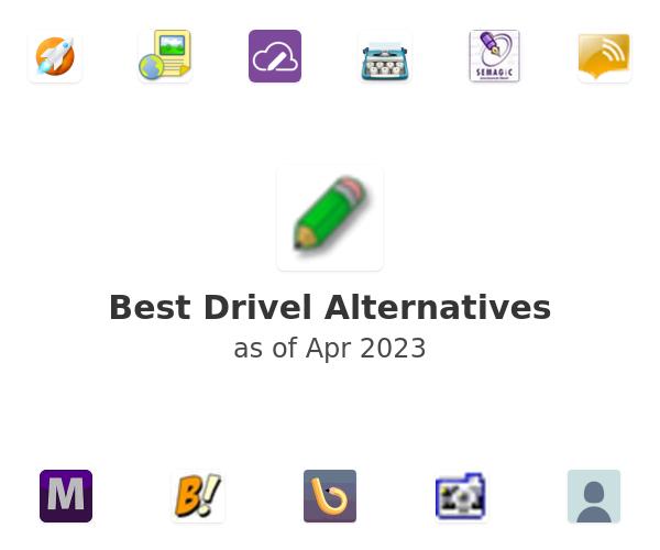 Best Drivel Alternatives