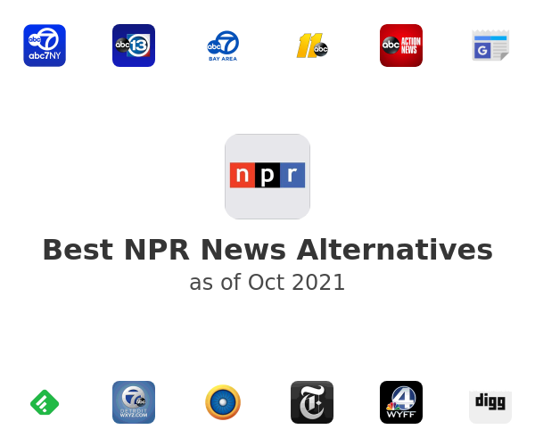 Best NPR News Alternatives