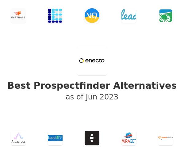 Best Prospectfinder Alternatives