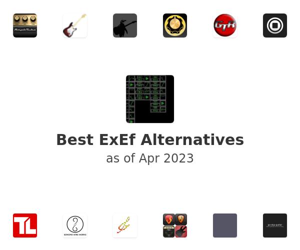 Best ExEf Alternatives