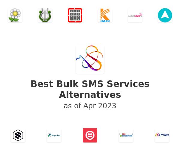Best Bulk SMS Services Alternatives