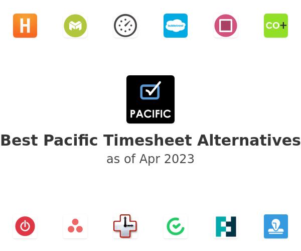 Best Pacific Timesheet Alternatives