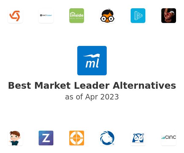 Best Market Leader Alternatives