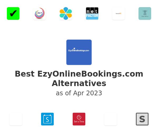 Best EzyOnlineBookings.com Alternatives