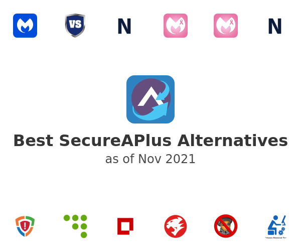 Best SecureAPlus Alternatives