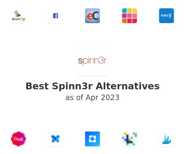 Best Spinn3r Alternatives