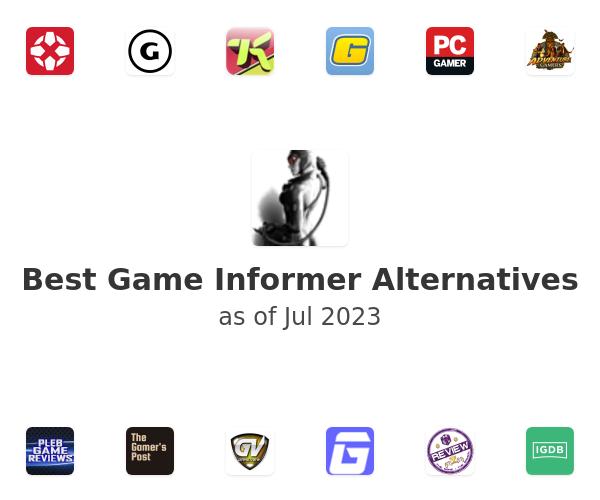 Best Game Informer Alternatives