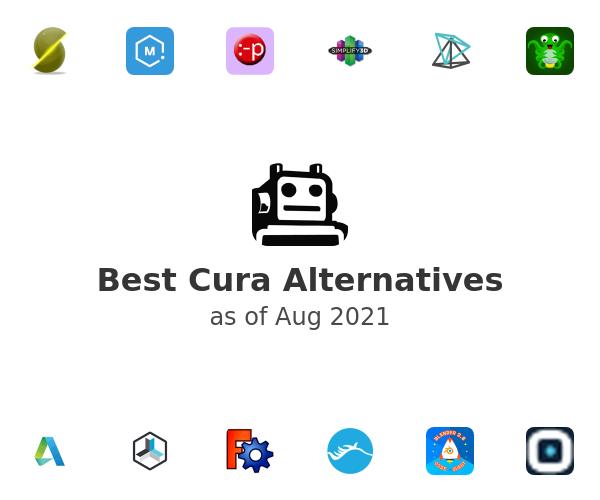 Best Cura Alternatives
