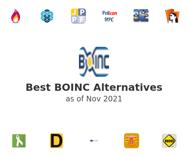 Best BOINC Alternatives