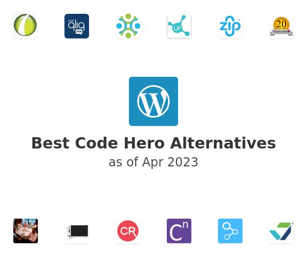 Best Code Hero Alternatives