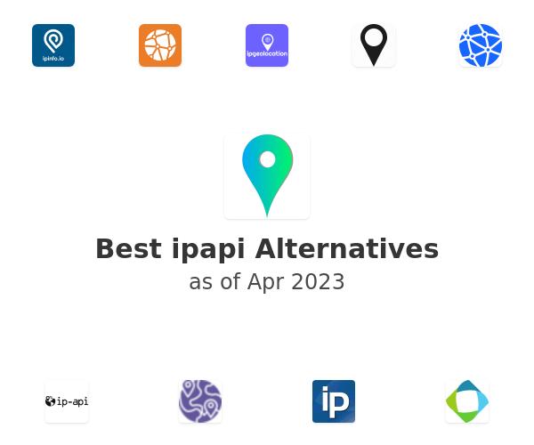 Best ipapi Alternatives
