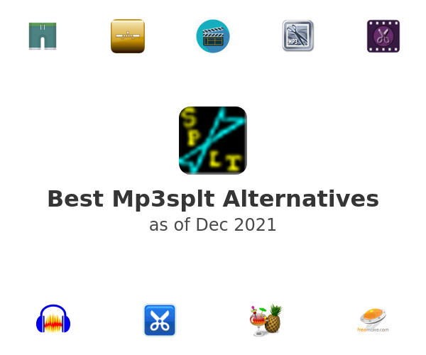 Best Mp3splt Alternatives