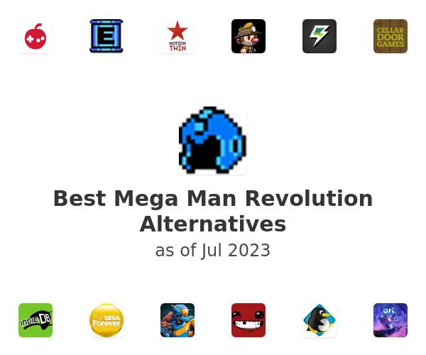 Best Mega Man Revolution Alternatives