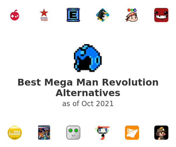Best Mega Man Revolution Alternatives
