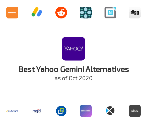Best Yahoo Gemini Alternatives