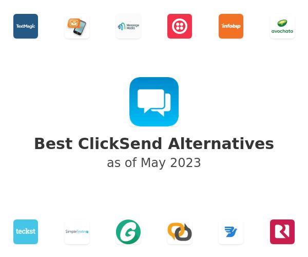 Best ClickSend Alternatives