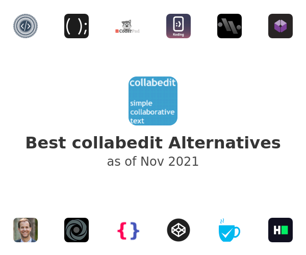 Best collabedit Alternatives