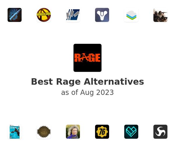 Best Rage Alternatives