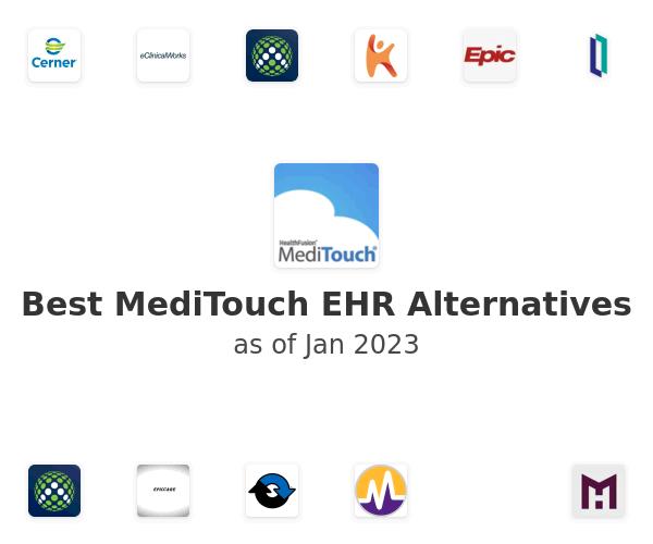 Best MediTouch EHR Alternatives