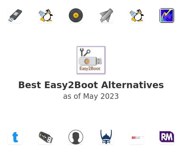 Best Easy2Boot Alternatives