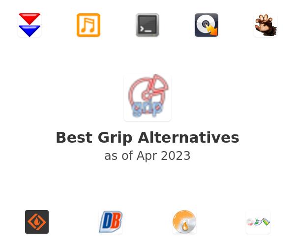 Best Grip Alternatives