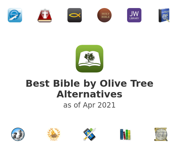 Best Bible by Olive Tree Alternatives